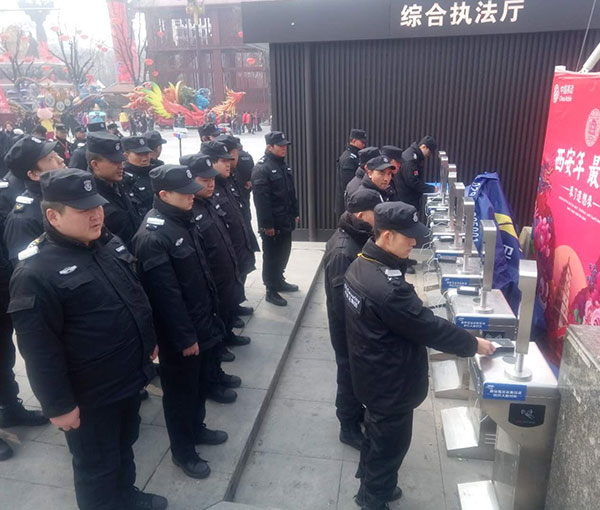 广州正规节日保安执勤电话