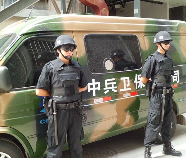 江苏正规工厂保安公司